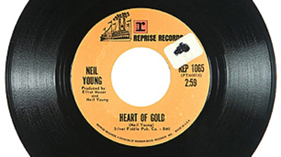 Neil Young, 'Heart of Gold'