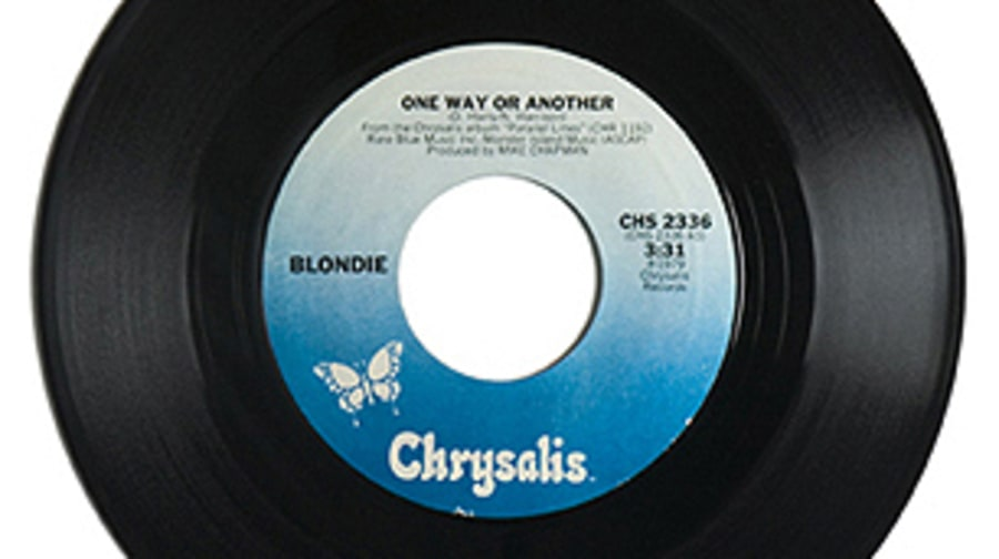 Blondie, 'One Way or Another'
