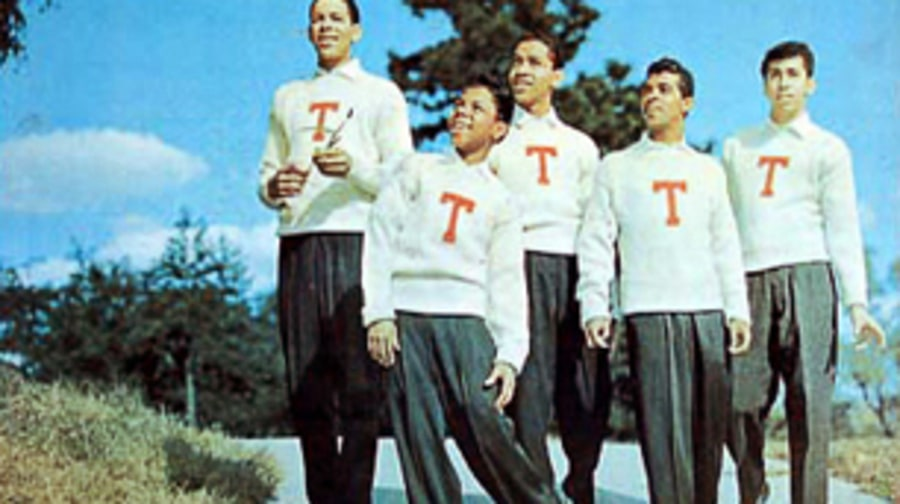 Frankie Lymon and The Teenagers, 'Why Do Fools Fall In Love'