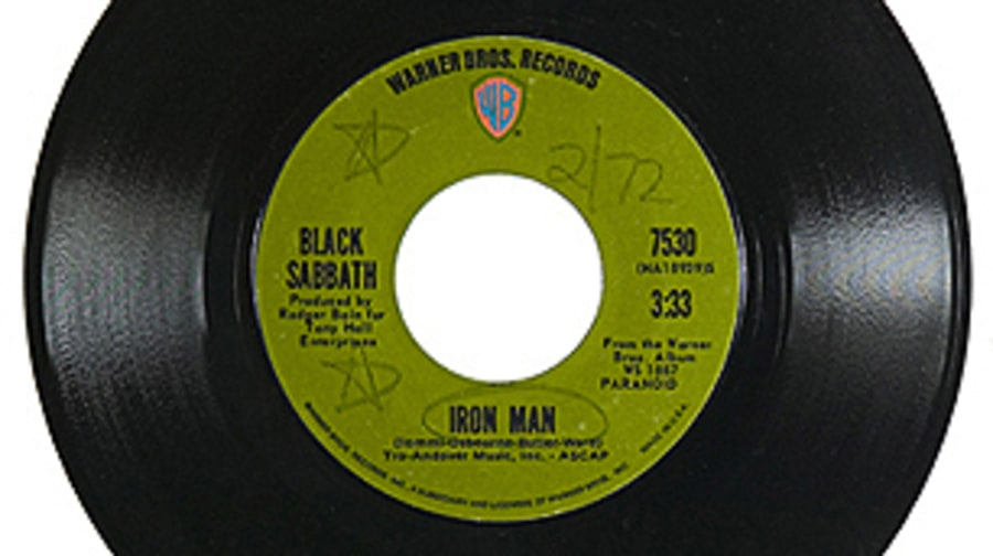 Black Sabbath, 'Iron Man'