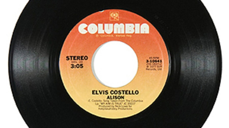 Elvis Costello, 'Alison'