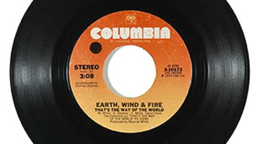 Earth, Wind and Fire, 'Way of the World'