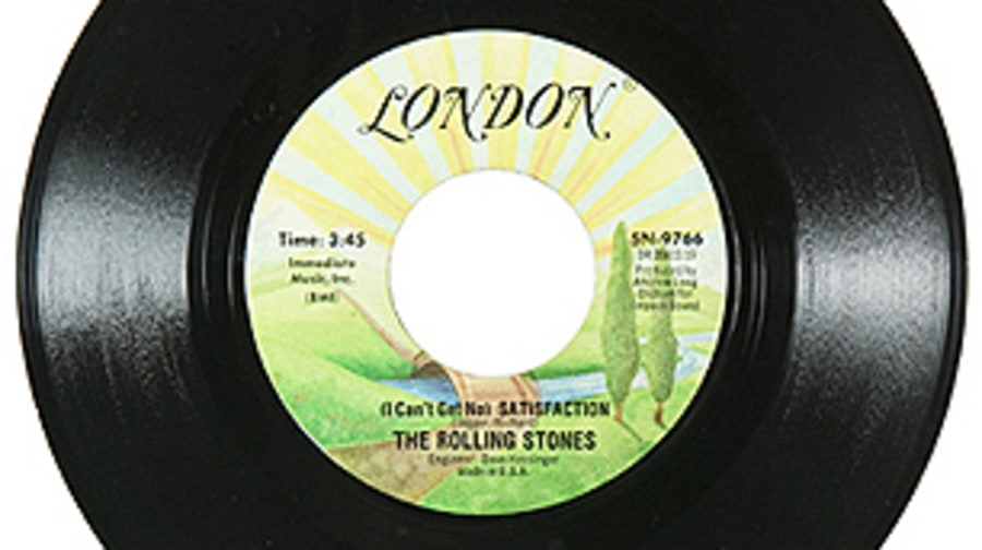 The Rolling Stones, '(I Can't Get No) Satisfaction'