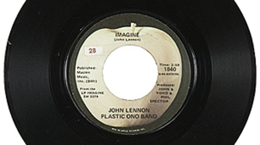 John Lennon, 'Imagine'