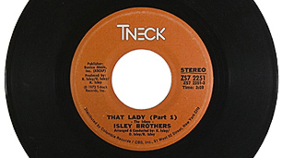 The Isley Brothers, 'That Lady (Part 1 and 2)'