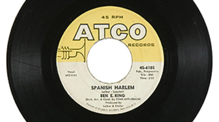 Ben E. King, 'Spanish Harlem'