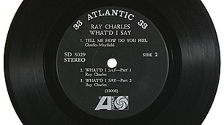 Ray Charles, 'What'd I Say'