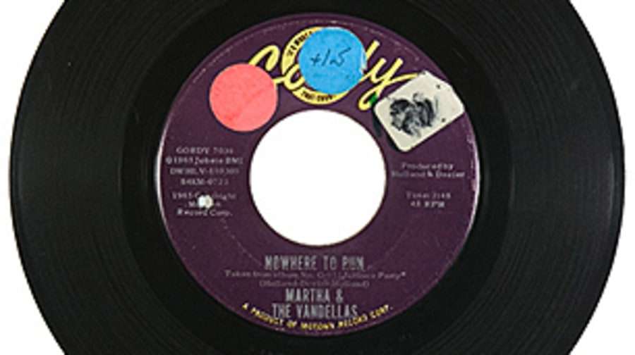 Martha and the Vandellas, 'Nowhere to Run'