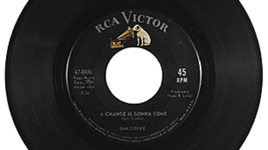 Sam Cooke, 'A Change Is Gonna Come'