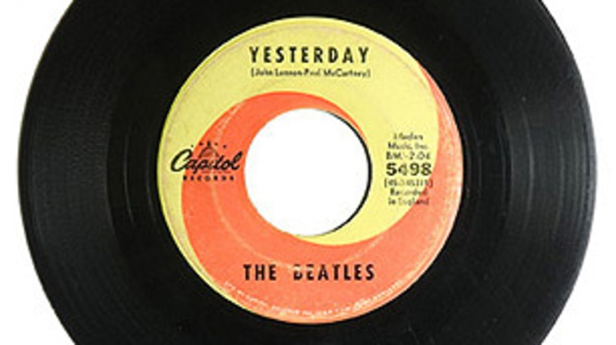 The Beatles, 'Yesterday'