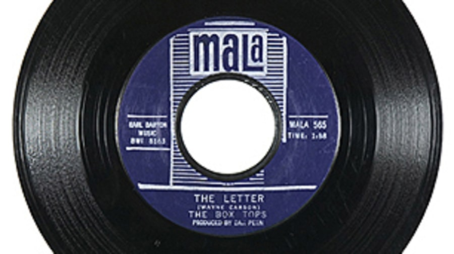 The Box Tops, 'The Letter'