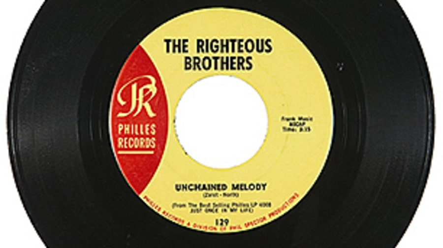 The Righteous Brothers, 'Unchained Melody'
