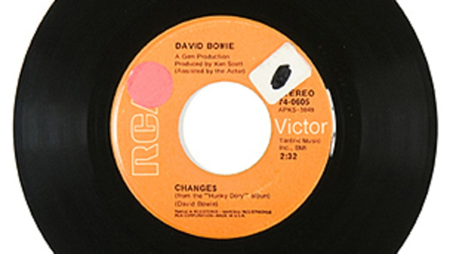 David Bowie, 'Changes'