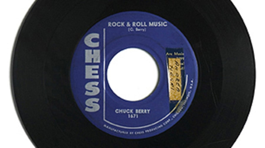 Chuck Berry, 'Rock & Roll Music'