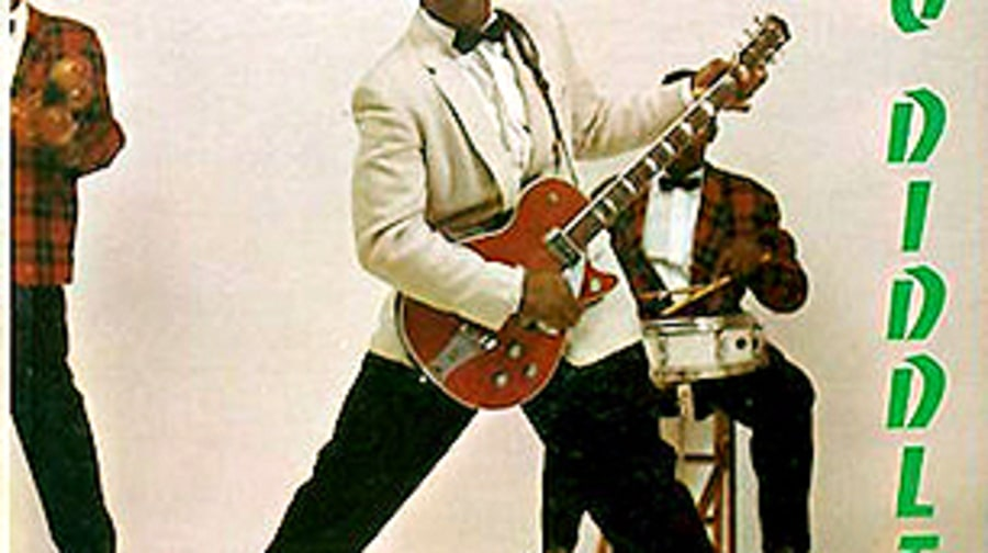 Bo Diddley, 'Who Do You Love?'