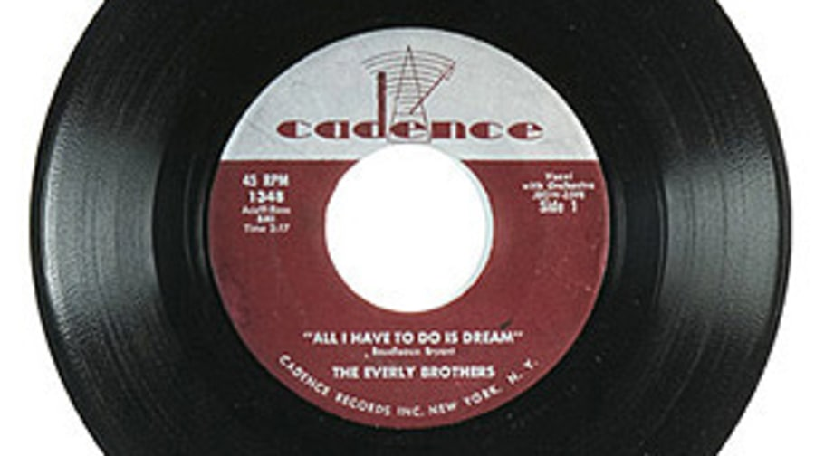 The Everly Brothers, 'All I Have to Do Is Dream'