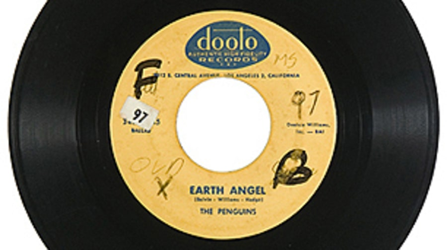 The Penguins, 'Earth Angel'