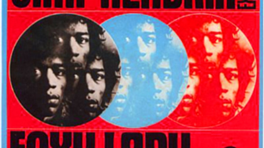 The Jimi Hendrix Experience, 'Foxey Lady'