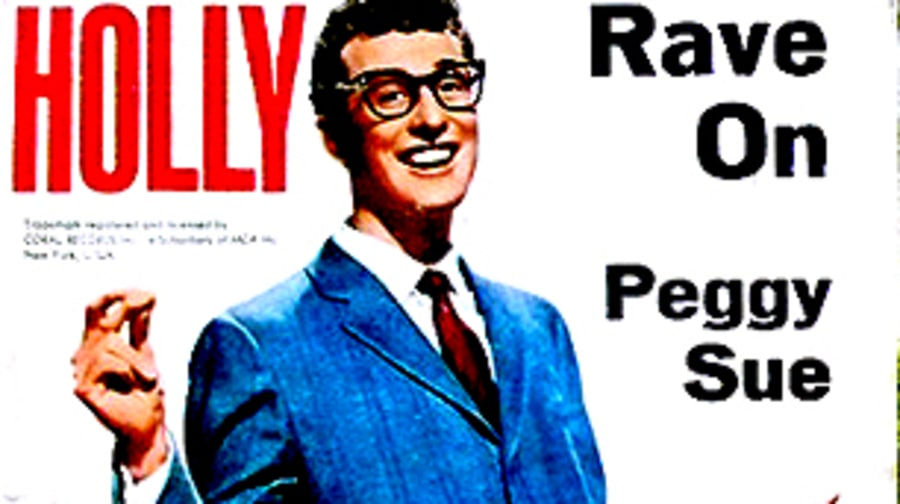 Buddy Holly and the Crickets, 'Rave On'
