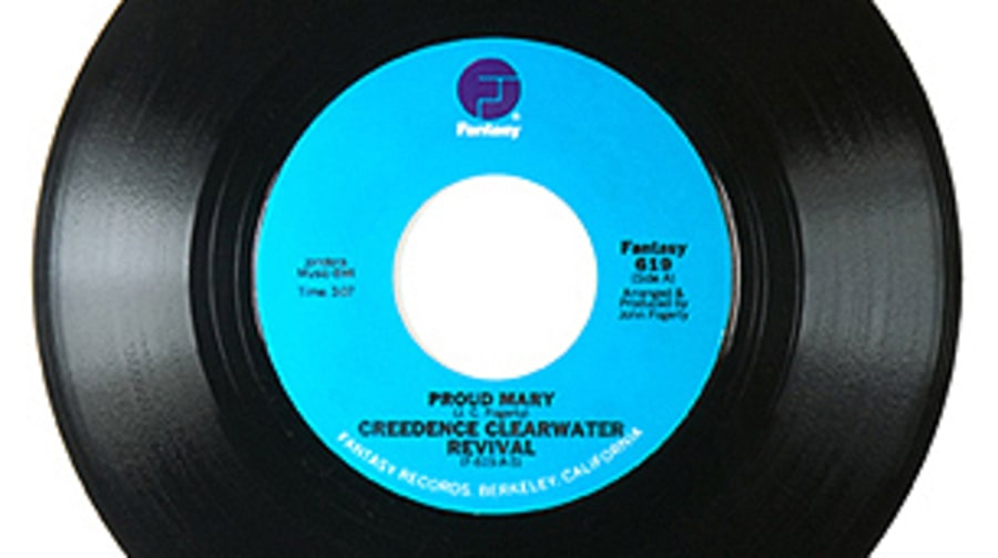 Creedence Clearwater Revival, 'Proud Mary'