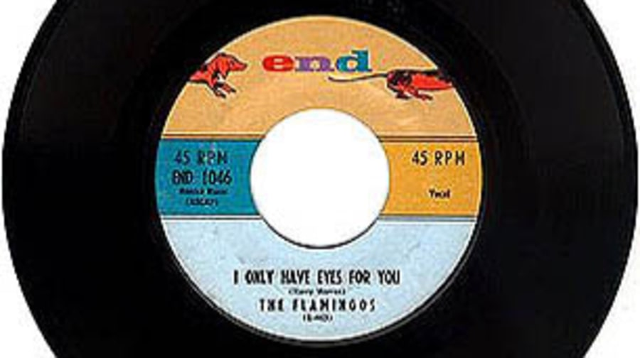 The Flamingos, 'I Only Have Eyes for You'