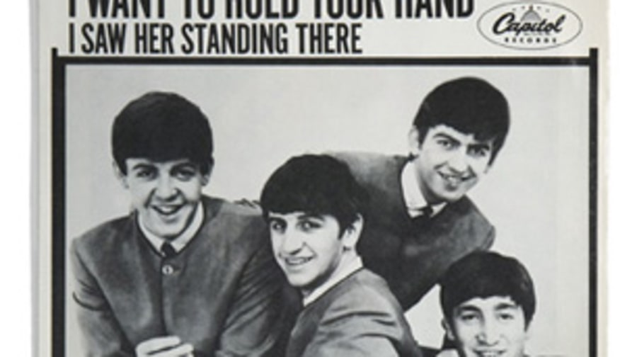The Beatles, 'I Want to Hold Your Hand'