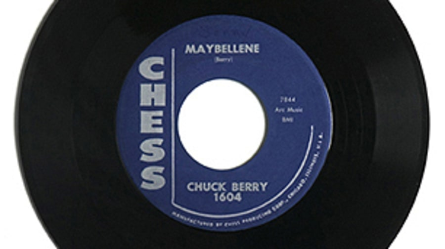 Chuck Berry, 'Maybellene'