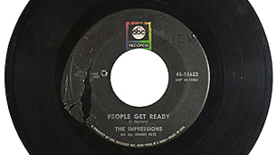 The Impressions, 'People Get Ready'
