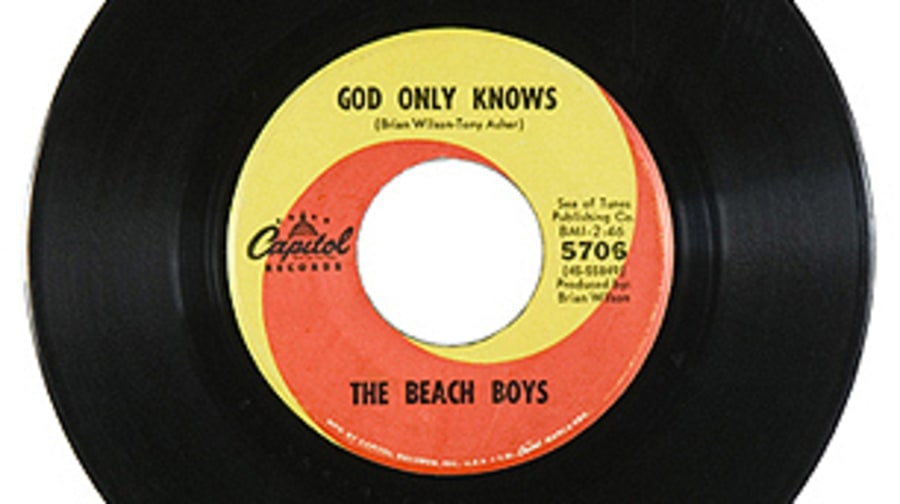 The Beach Boys, 'God Only Knows'