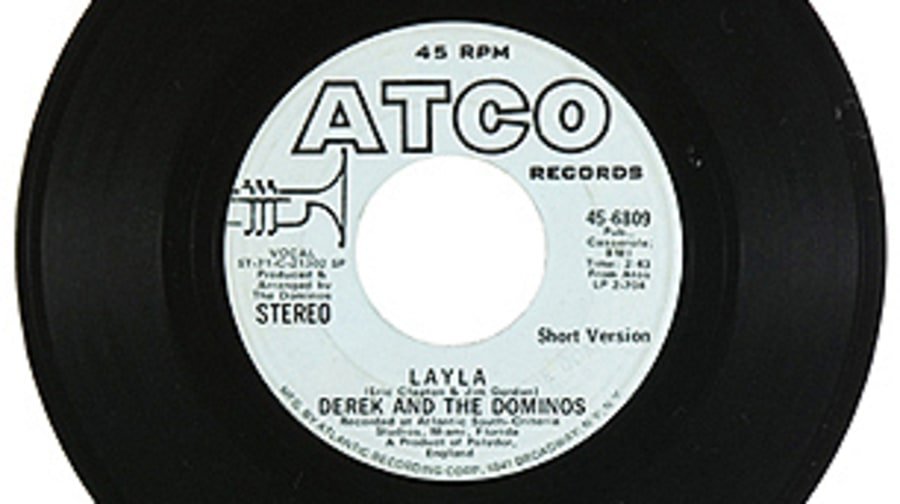 Derek and the Dominos, 'Layla'