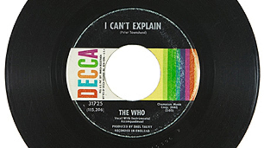 The Who, 'I Can't Explain'