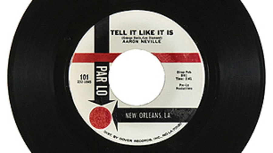 Aaron Neville, 'Tell It Like It Is'