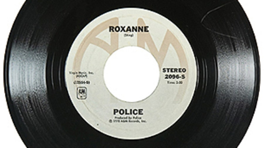 The Police, 'Roxanne'