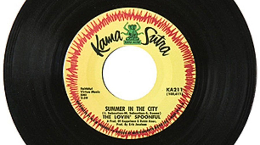 The Lovin' Spoonful, 'Summer in the City'