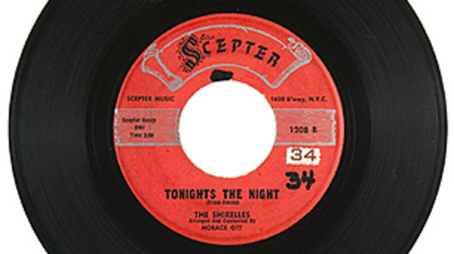 The Shirelles, 'Tonight's the Night'