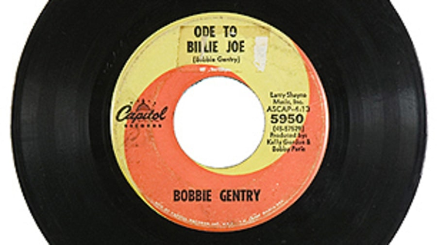 Bobbie Gentry, 'Ode to Billie Joe'