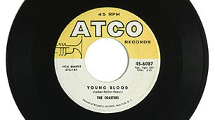 The Coasters, 'Young Blood'