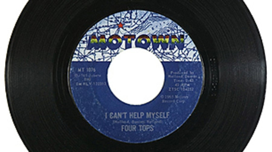 The Four Tops, 'Can't Help Myself'