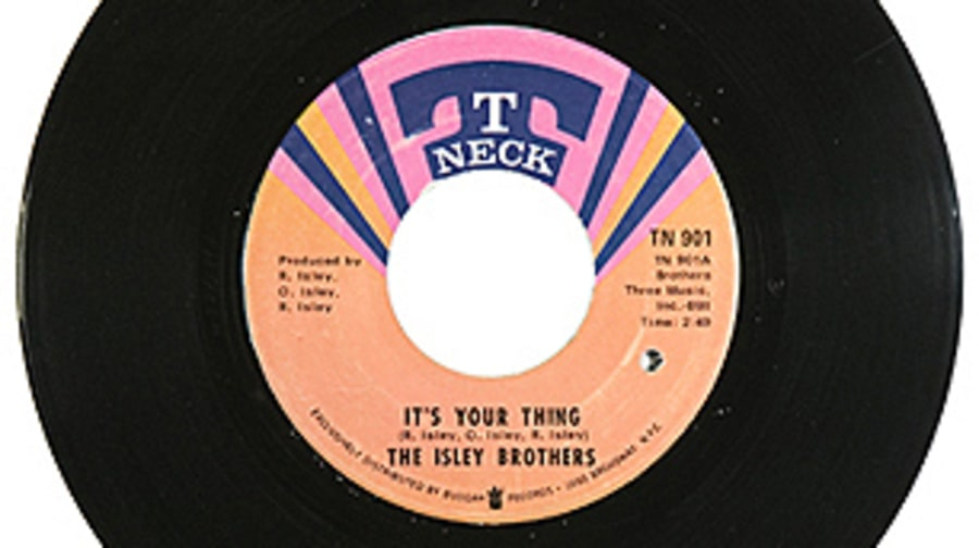 The Isley Brothers, 'It's Your Thing'