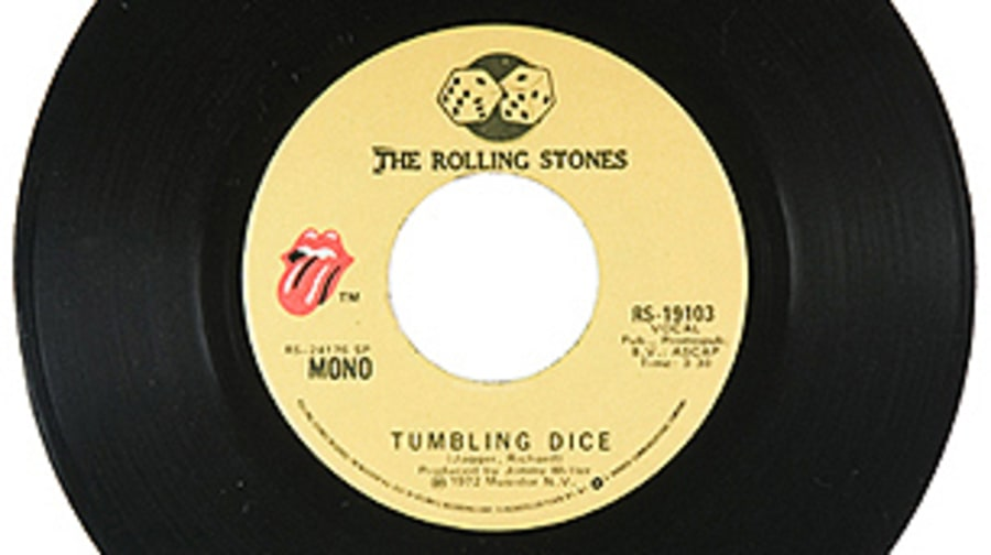 Rolling Stones, 'Tumbling Dice'