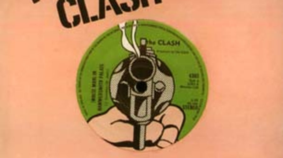 The Clash, '(White Man) In Hammersmith Palais'