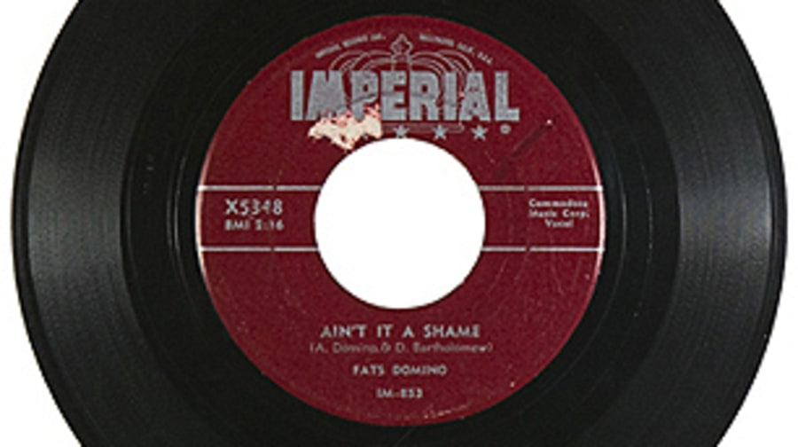 Fats Domino, 'Ain't It a Shame'