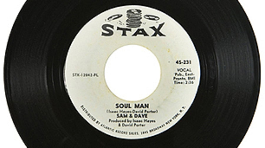 Sam and Dave, 'Soul Man'