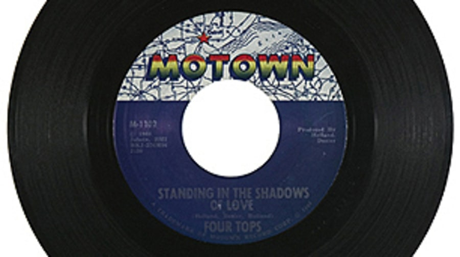 The Four Tops, 'Standing in the Shadows of Love'