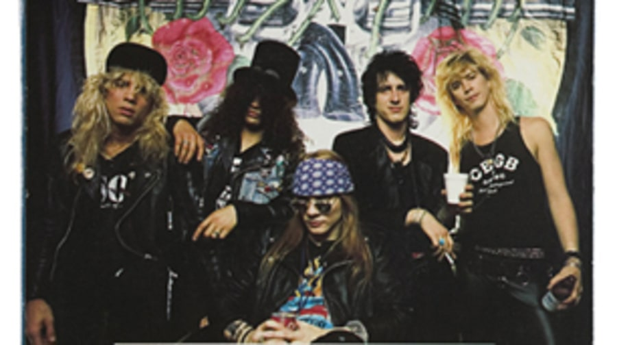 Guns N' Roses, 'Welcome to the Jungle'