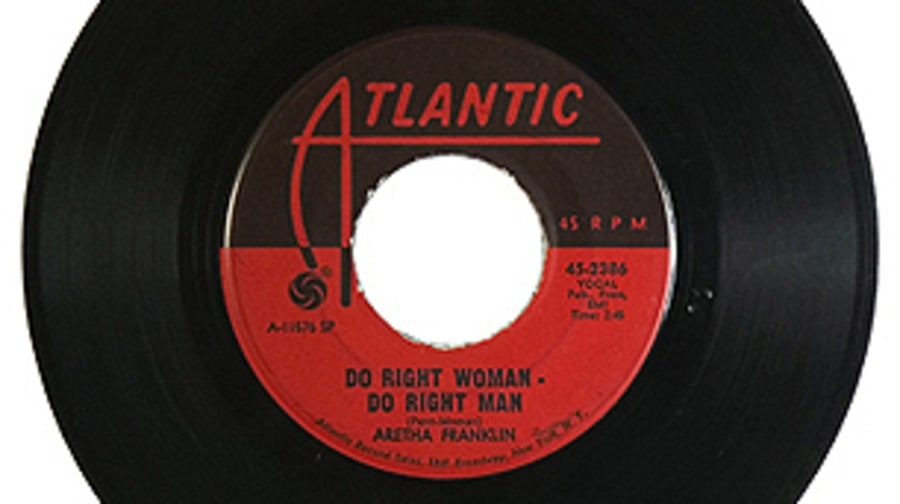 Aretha Franklin, 'Do Right Woman — Do Right Man'