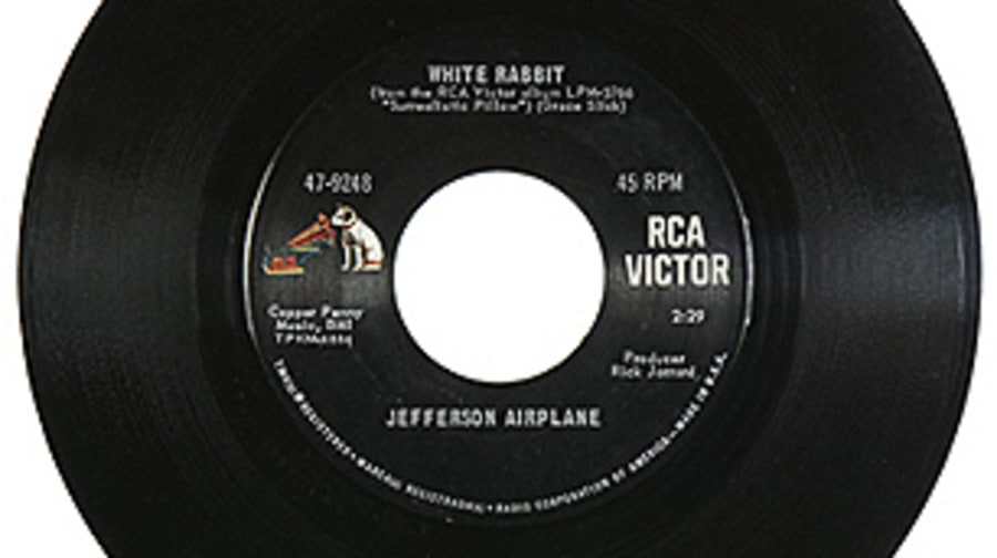 Jefferson Airplane, 'White Rabbit'