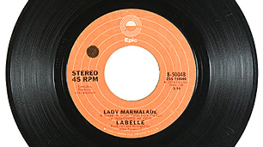 LaBelle, 'Lady Marmalade'