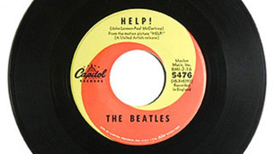 The Beatles, 'Help!'