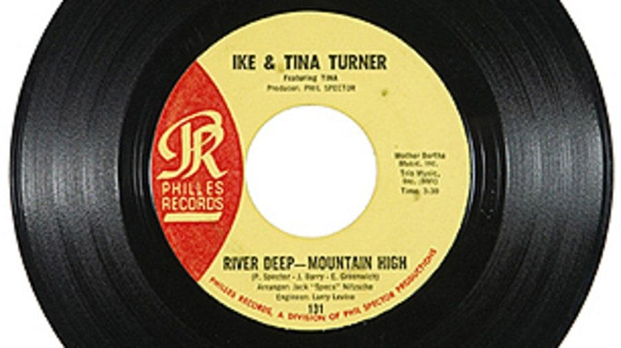 Ike and Tina Turner, 'River Deep - Mountain High'